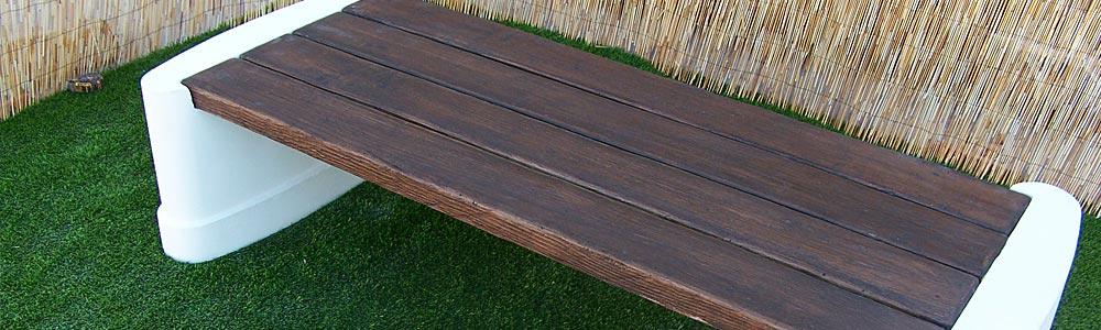 Traviesas de madera de tren para jardines y cercados - Traviesas de madera ...